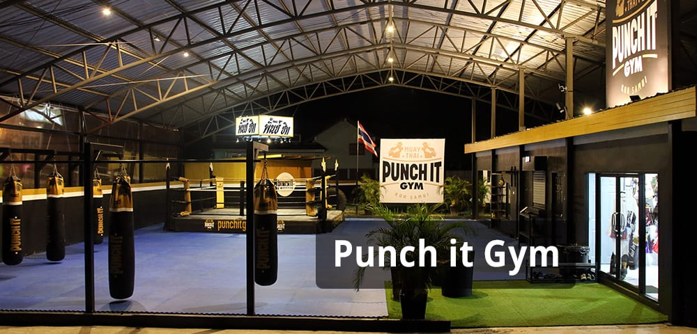 Punch it Gym, Koh Samui