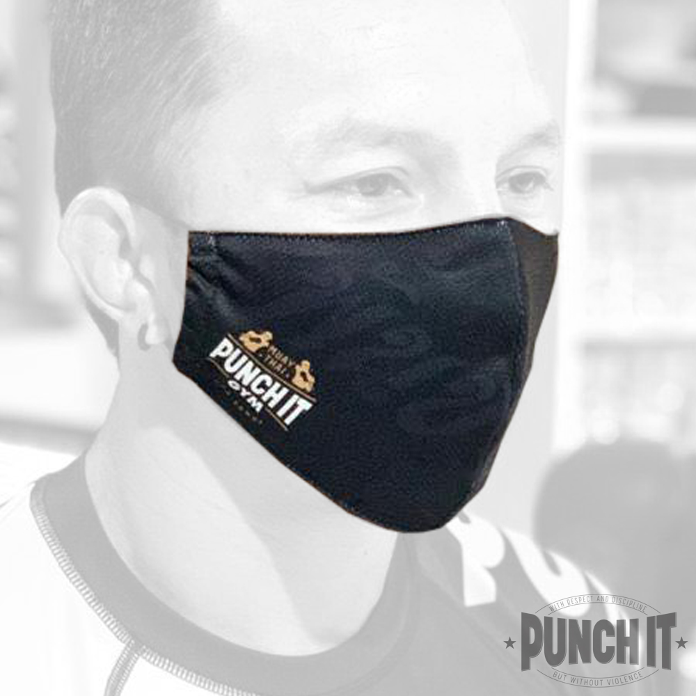 Punch it Gym Mask