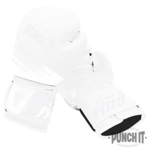 Muay thai Boxing Gloves White